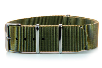 20mm Khaki Green NATO strap