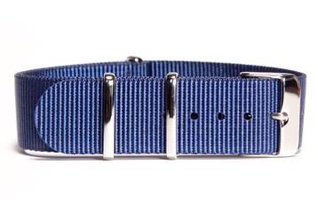20mm Navy blue NATO strap