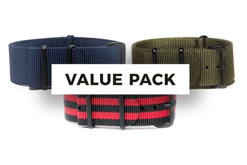 3 x PVD Best sellers pack